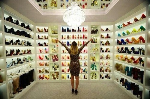 Scarpe che passione erikando - Cabina armadio per scarpe ...